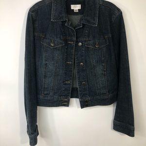 Loft Size 6 Jean Jacket